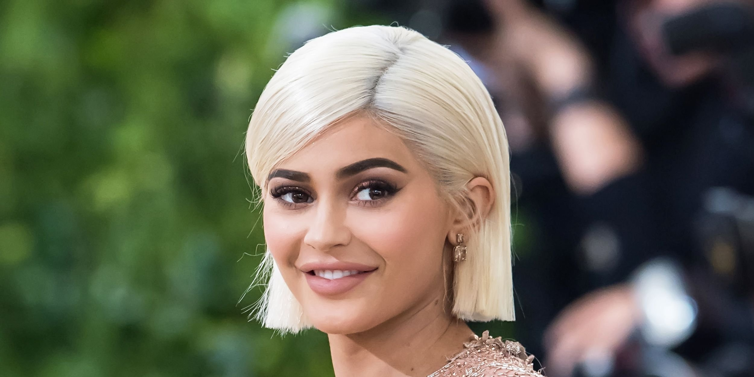 Kylie Jenner Just Posted Her First Selfie with Baby Stormi