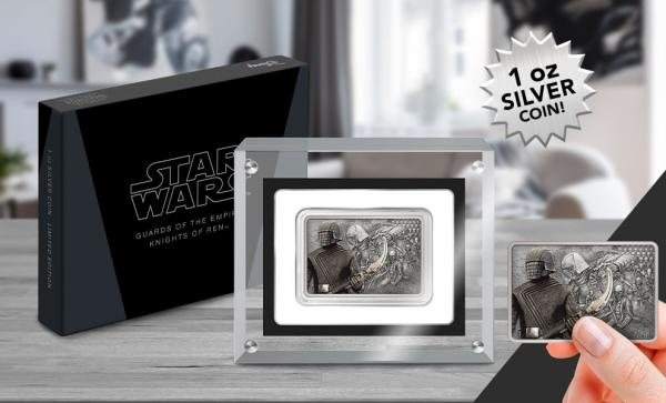 Knights of Ren 1oz Silver Coin