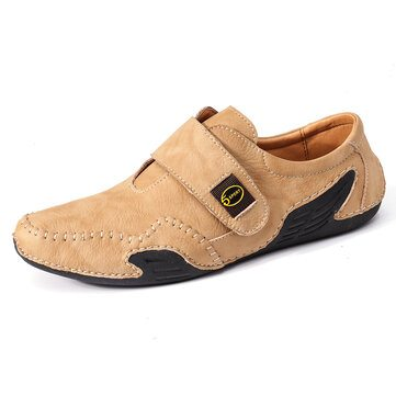 Hook Loop Soft Casual Driving Shoes