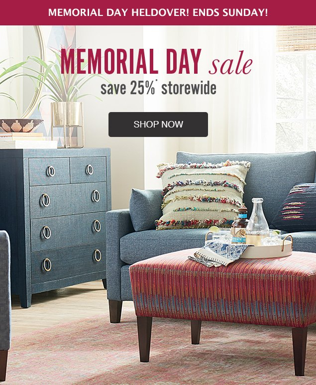 Memorial Day Sale Bassett Furniture Co Email Archive