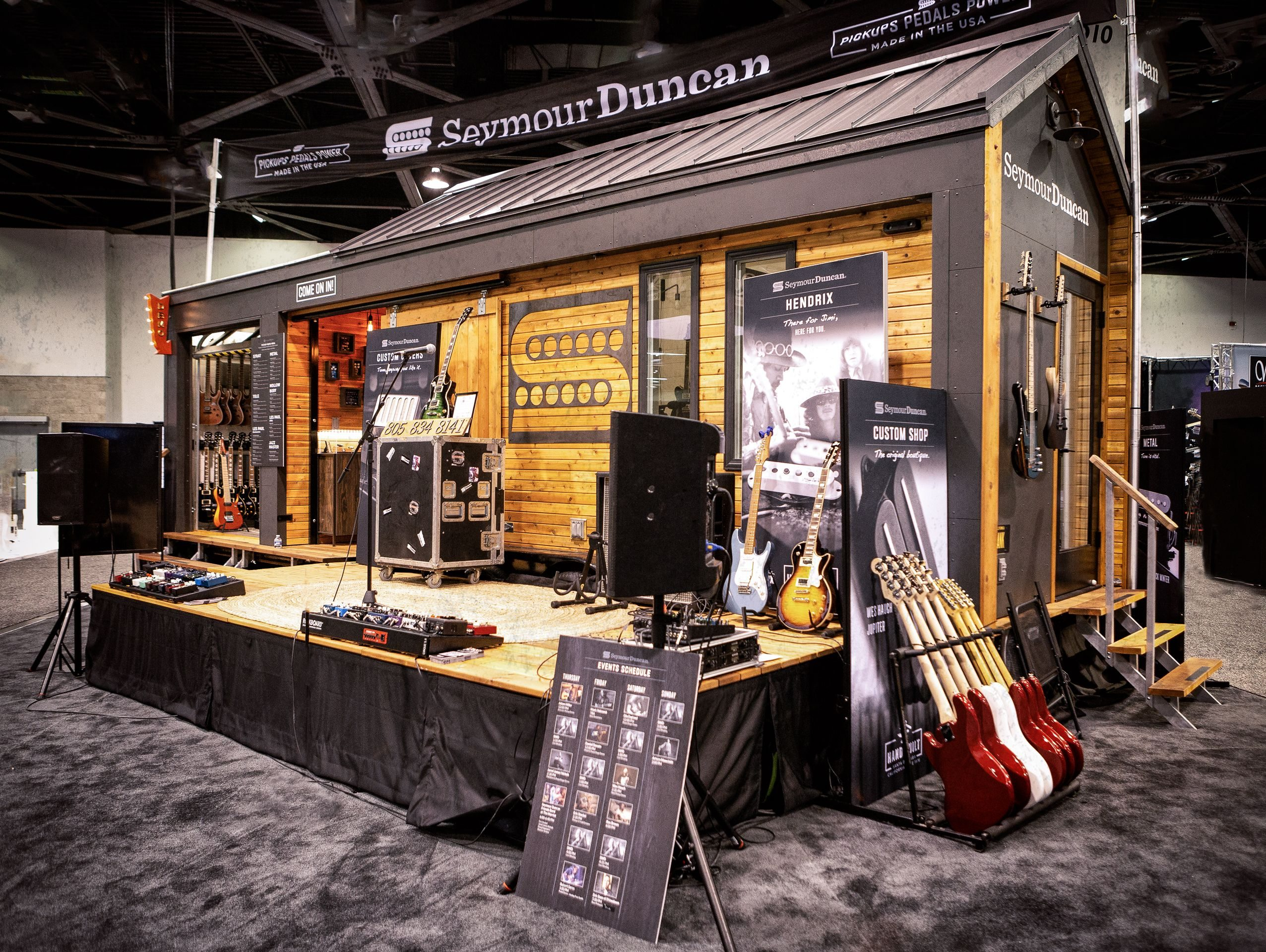 ROCK THE HOUSE 🏠 with Seymour Duncan and ESP Guitars! 🎸 - Seymour