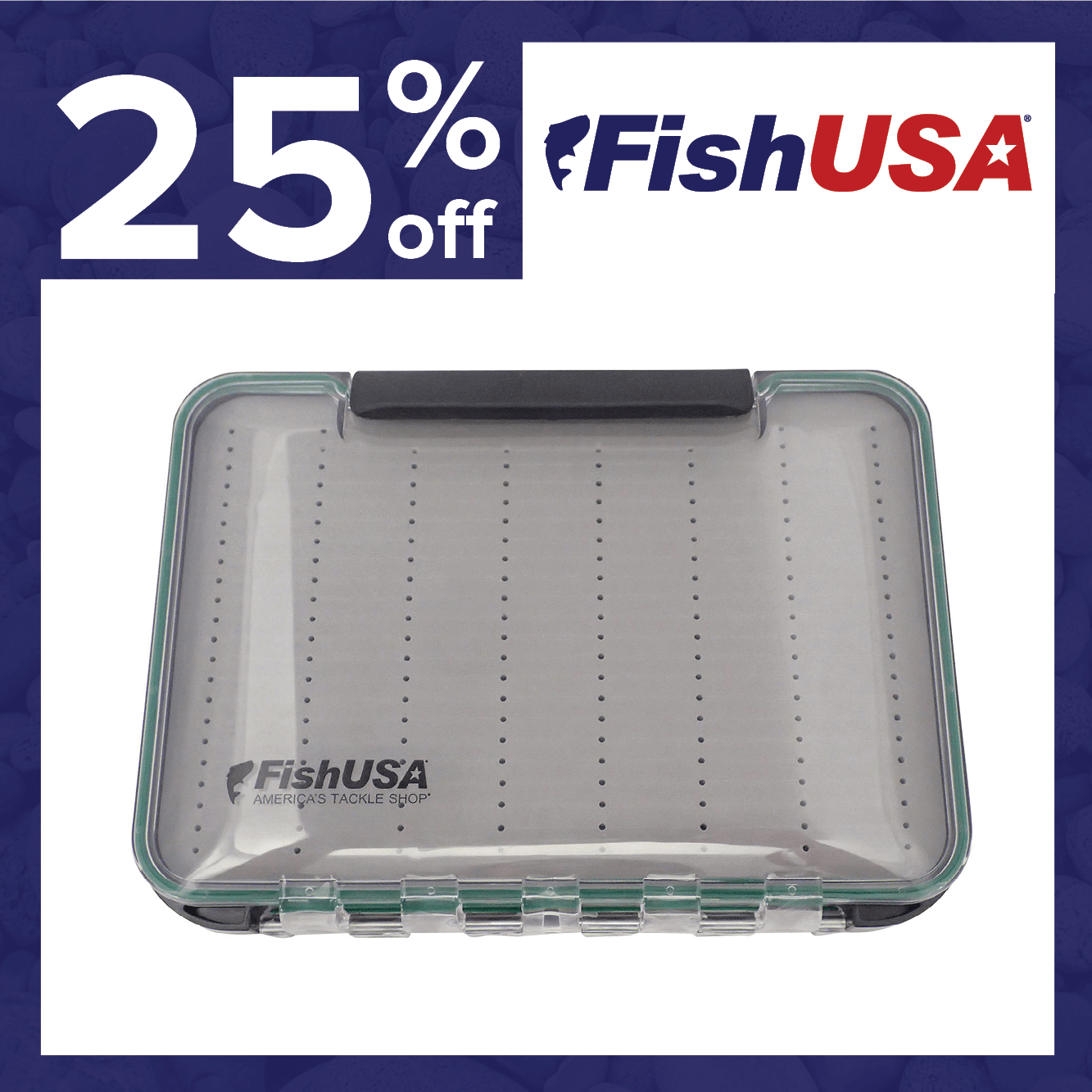 25% off Fly Fishing Boxes