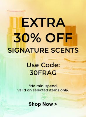 Extra 30% Off Signature Scents