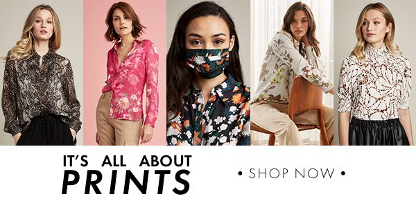 Botanical Collection - it's all about prints