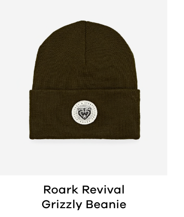 Roark Revival Grizzly Beanie