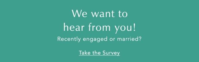 We want to hear from you! Take the Survey