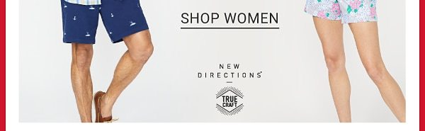 Daily Deals - $15 women's fashion & men's shorts from New Directions®, True Craft™ & more. Shop Women.