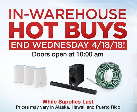In Warehouse Hot Buys End Wednesday 4 18 18 Plus 70 Off Any Set