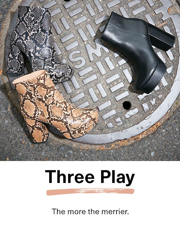 Three Play