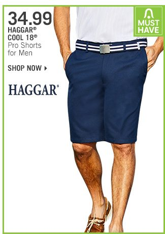 Shop 34.99 Haggar Cool 18 Pro Shorts for Men