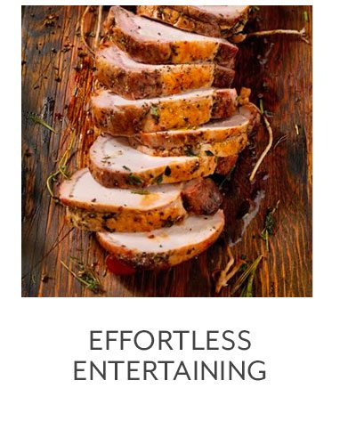 Class: Effortless Entertaining