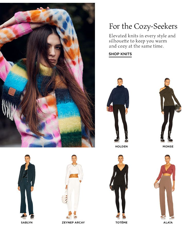 For the Cozy Seekers - Shop now