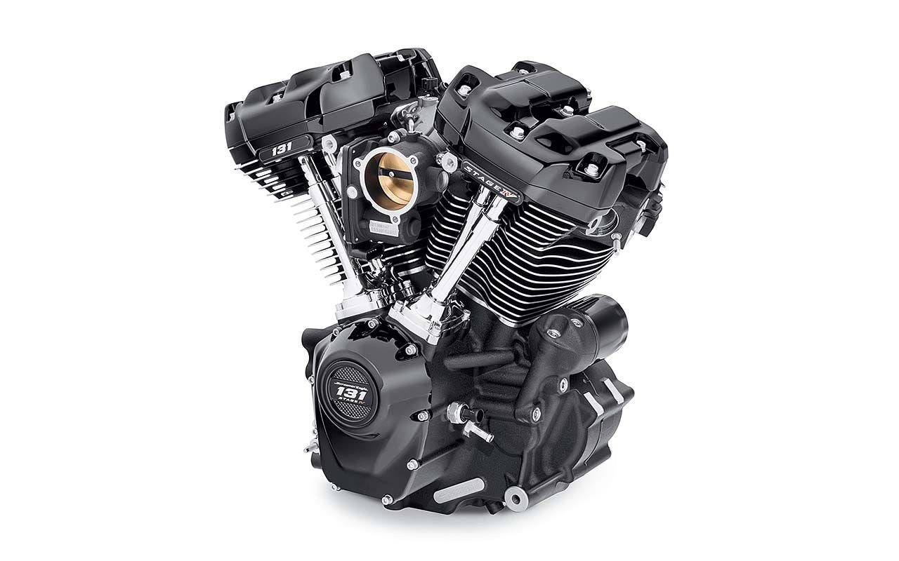 Harley Launches Biggest Factory Engine Yet