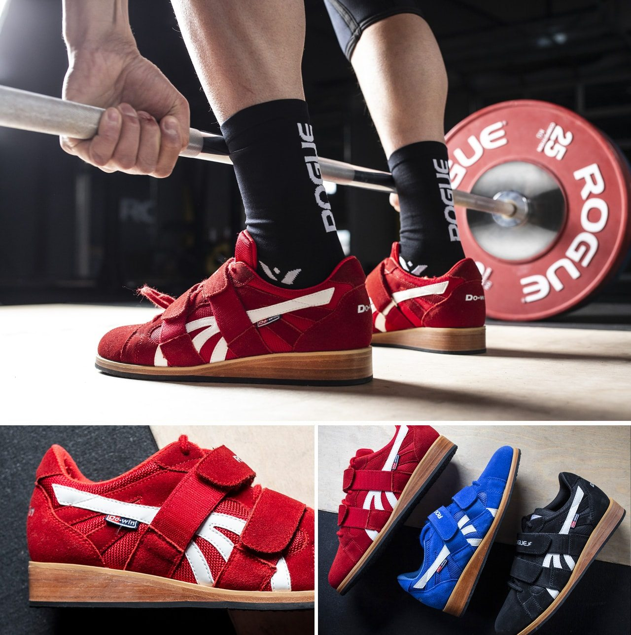 380fffdfa1d2 Just Launched  Do-Win Classic Lifter   More! - Rogue Fitness Email ...