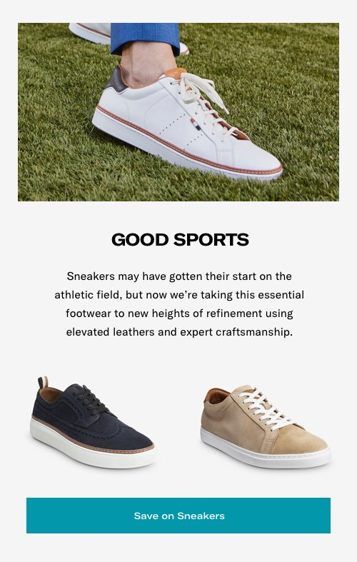 Save on Sneakers Now