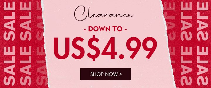 April-Summer-Clearance