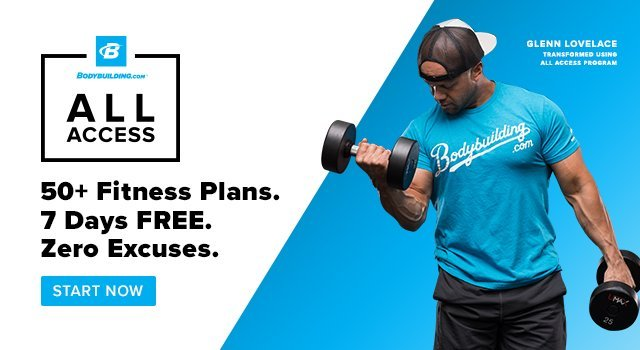 We have your fitness solutions  Try All Access for free