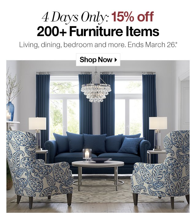 starts now furniture flash sale crate and kids email archive rh emailtuna com