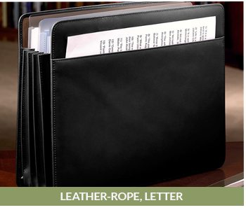 Shop the Leather-Rope, Letter