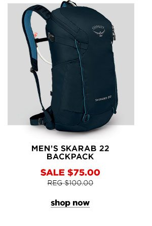 Men's Skarab 22 Backpack - Click to Shop Now