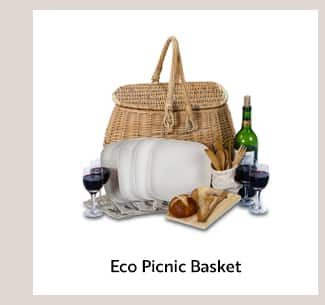Eco Picnic Basket