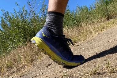 HOKA ONE ONE Torrent 2 Trail Shoe Review: Nimble, Plush Upgrade to Race-Day Favorite
