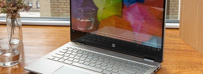 HP Pavilion x360 14-inch Review: Strong Performance, Short Battery Life
