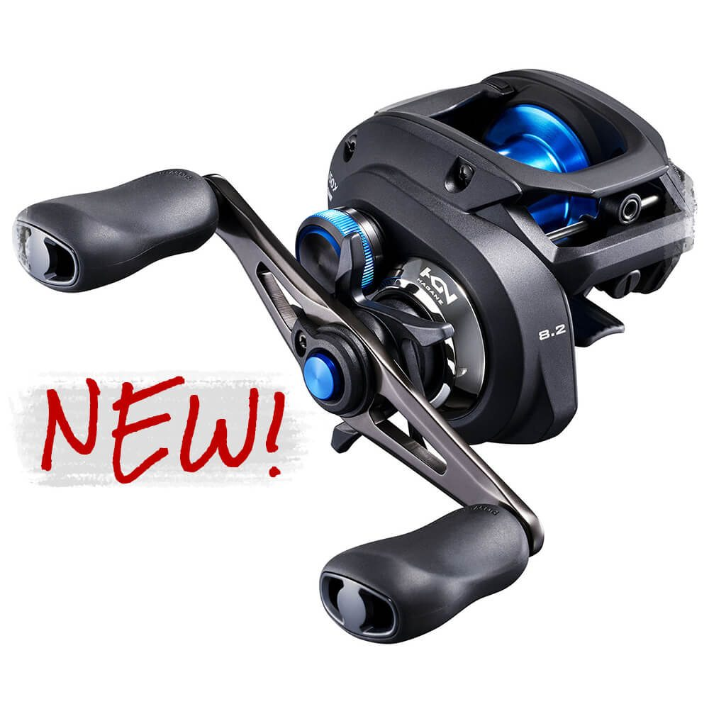 Shimano SLX DC 150 Low-Profile Casting Reel