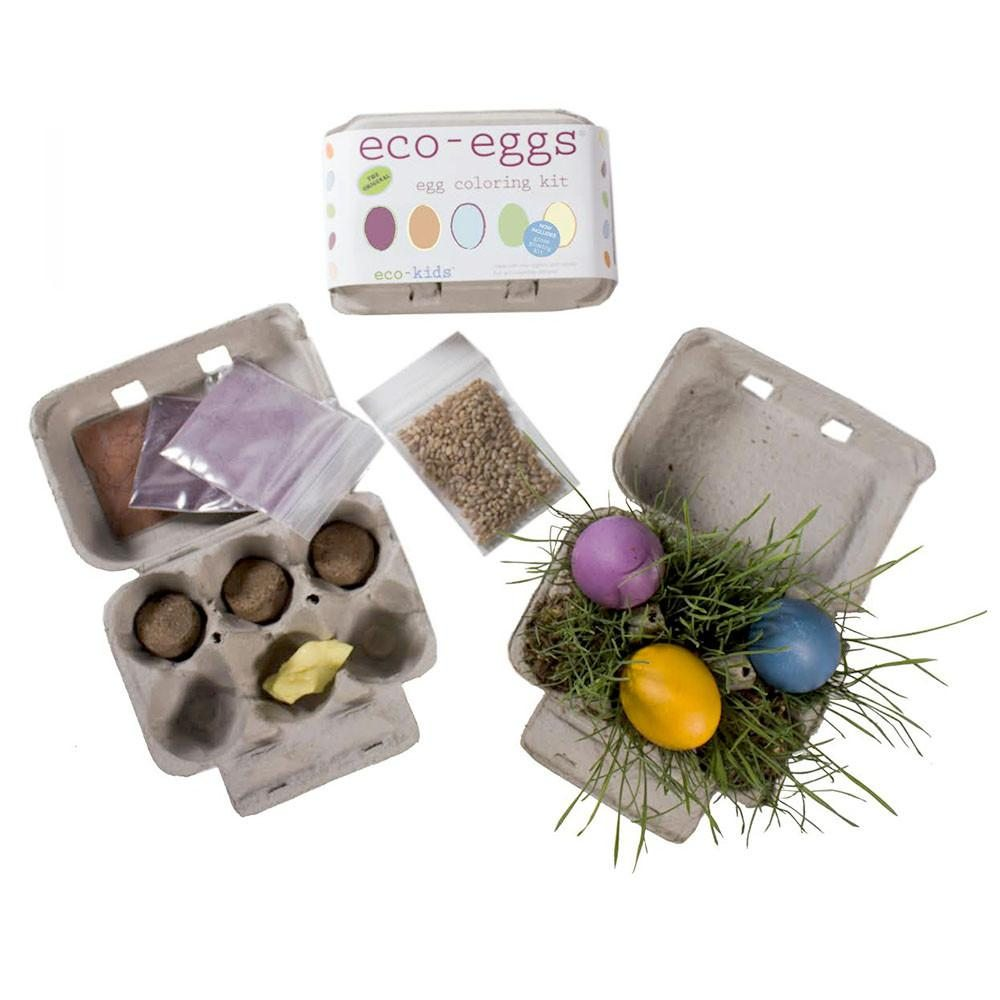 eco-egg dying and grass kit