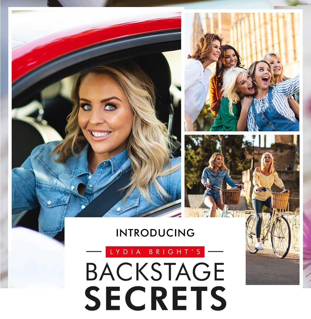 cea161147285 Matalan goes backstage - Matalan Email Archive