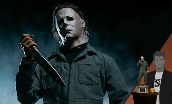 NOW AVAILABLE Exclusive - Michael Myers (Slasher Edition) Statue by PCS