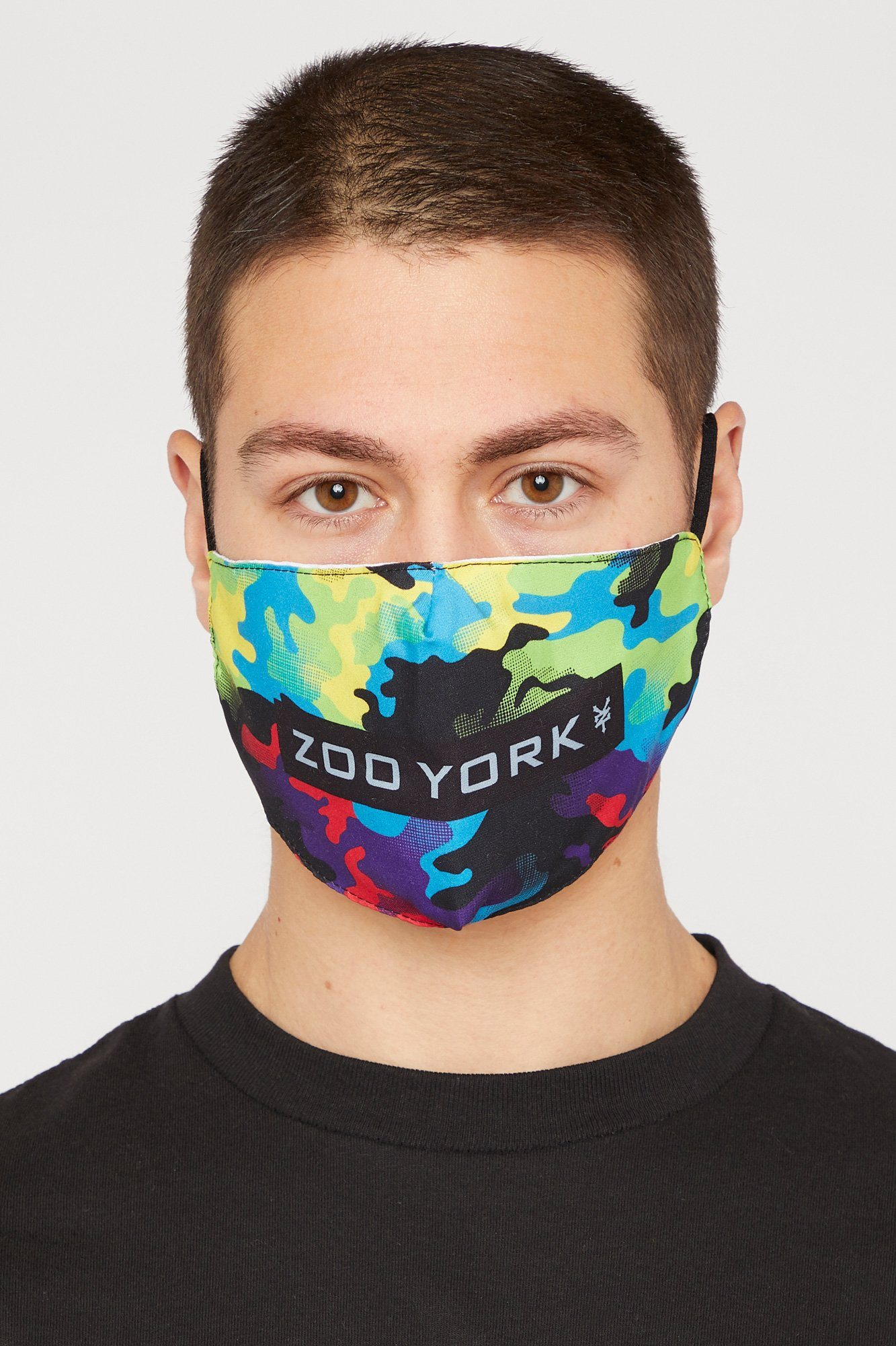 Image of 2-Pack Zoo York Washable & Reusable Tie Dye Protective Face Mask