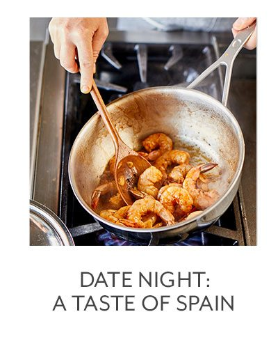 Class: Date Night • A Taste of Spain