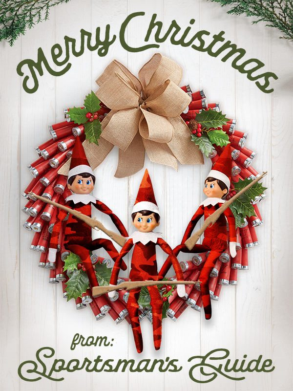✰ Merry Christmas ✰ From Our Family To Yours ✰ - Sportsman's