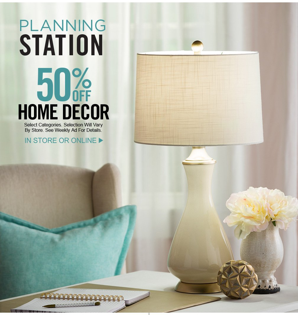 Desk Decor with Form & Function - Hobby Lobby Email Archive