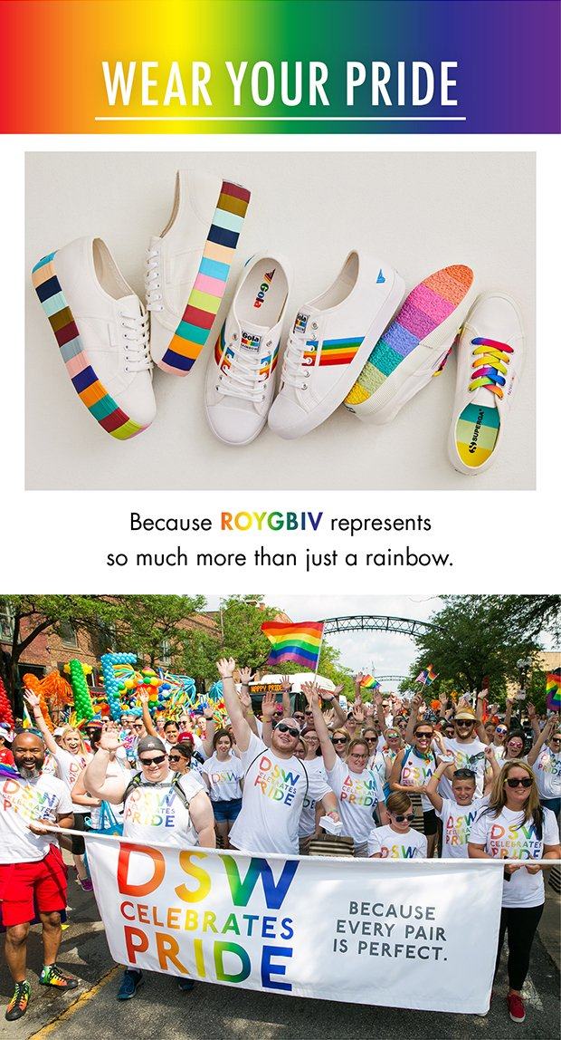❤️🧡💛💚💙💜 - DSW Email Archive