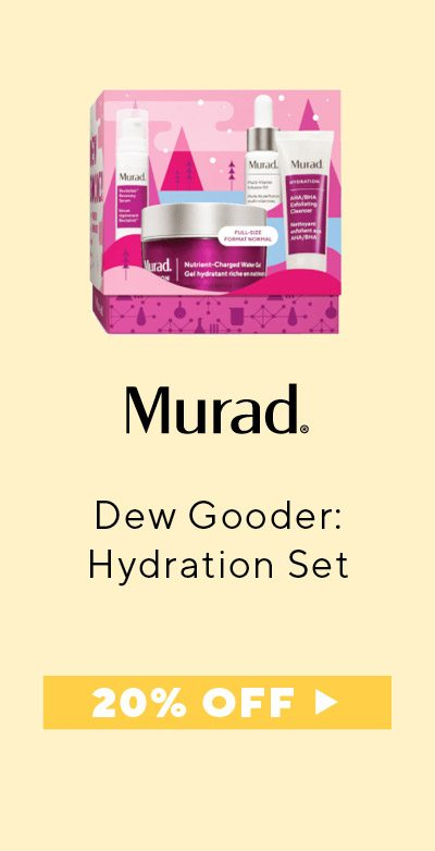 Murad Dew Gooder: Hydration Set