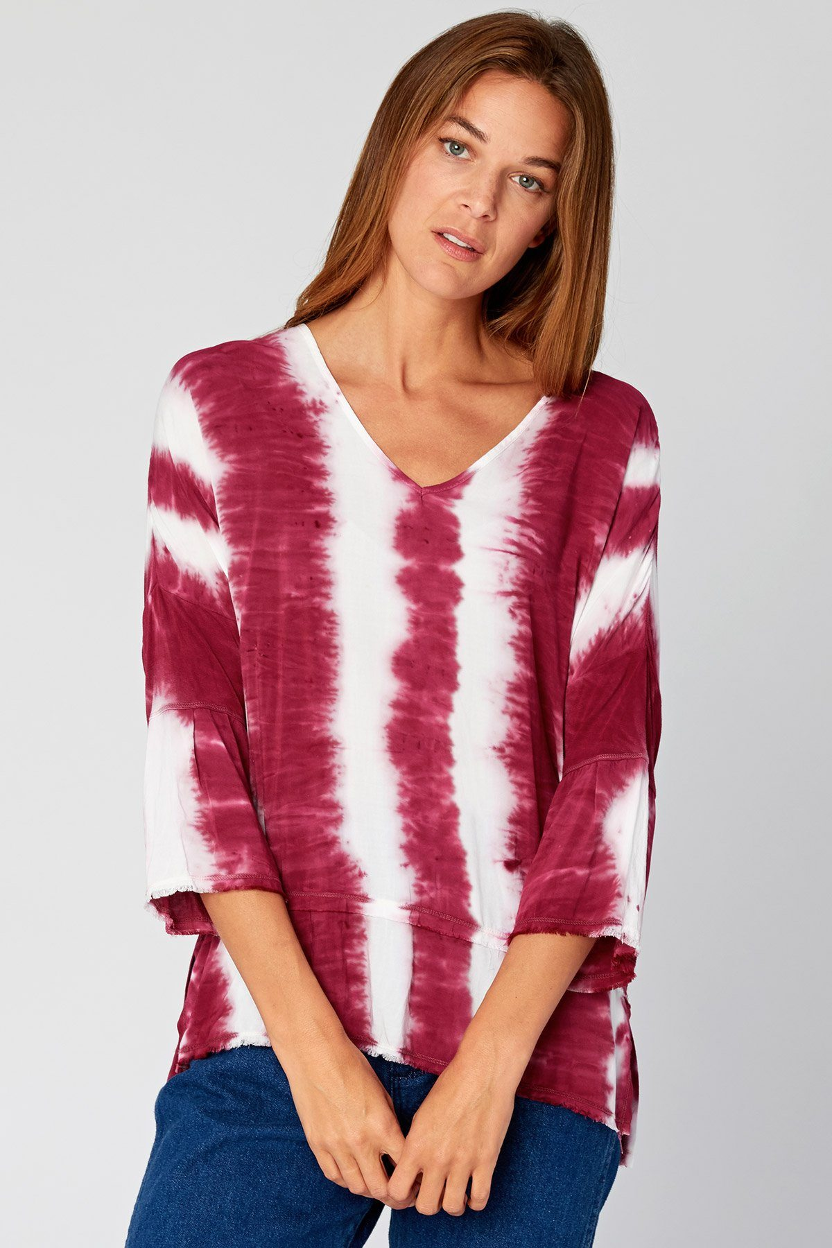 Image of Fringed Top