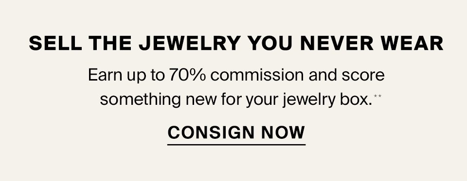 Earn 70% On Fine Jewelry**