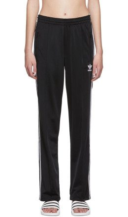 adidas Originals - Black Firebird Track Pants