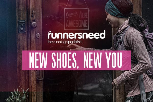 RunnersNeed New Shoes, New you