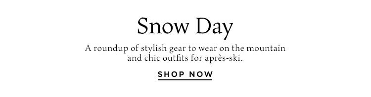 Snow Day - Shop now