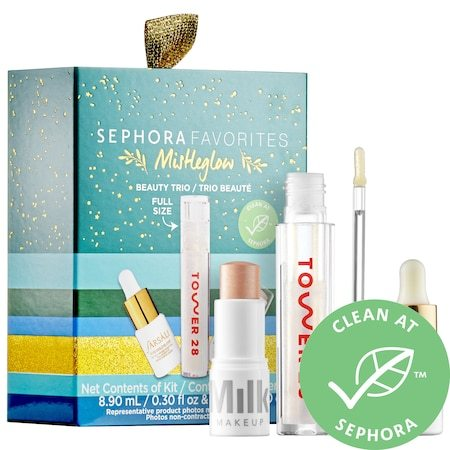 Mini Mistle Glow Clean Highlight Set