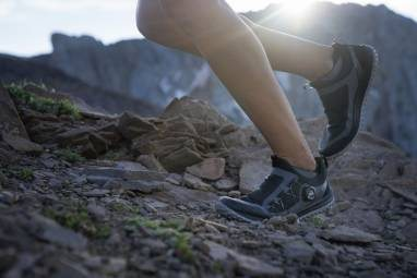 Breakthrough BOA Fit System on Saucony's Switchback 2 Trail Shoe