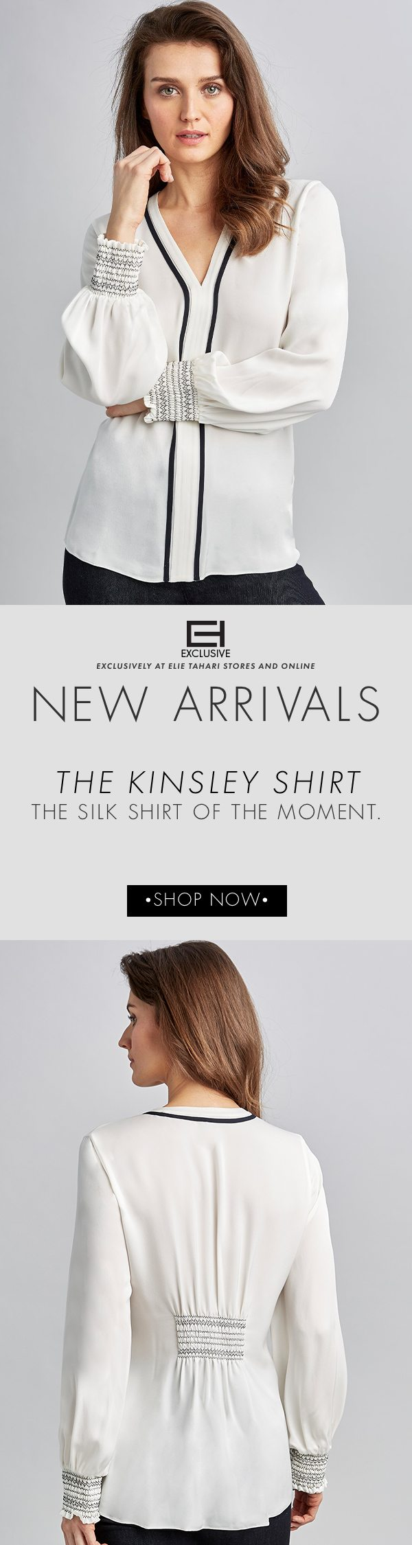 New Arrivals - Step up your Spring Style In Our New Poplin