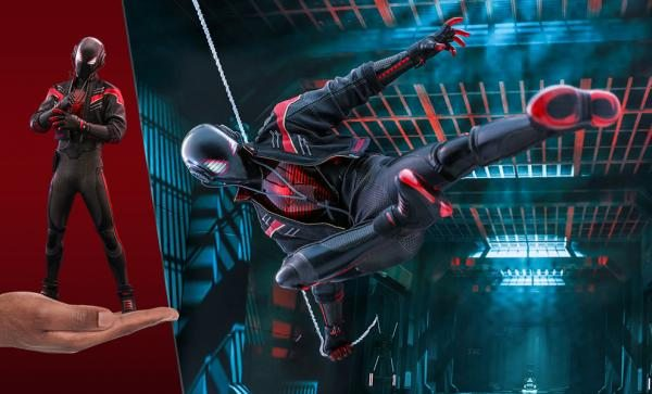 Miles Morales (2020 Suit) Sixth Scale Figure by Hot Toys