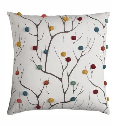 Abstract Multicolor Pillow Cover | SHOP NOW