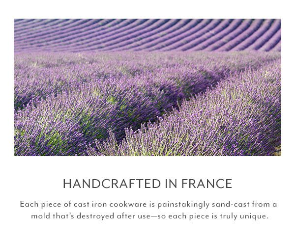 Handcrafted In France