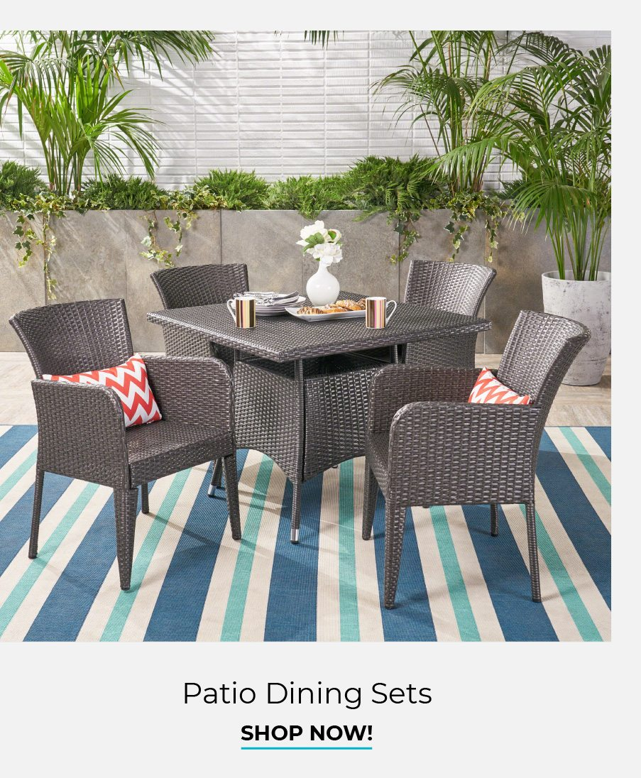 Patio Dining Sets | Shop Now!