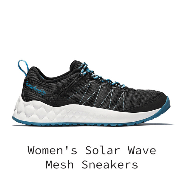 Women's Solar Wave Mesh Sneakers
